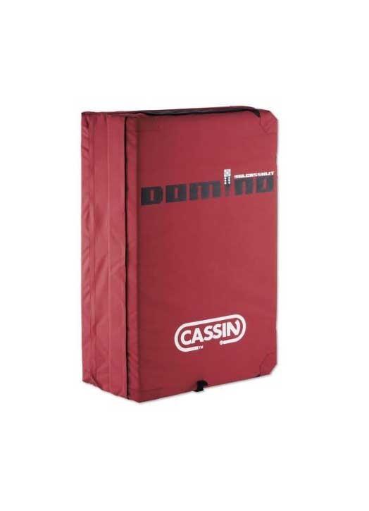Crashpad Domino Cassin . Surface de reception maxi