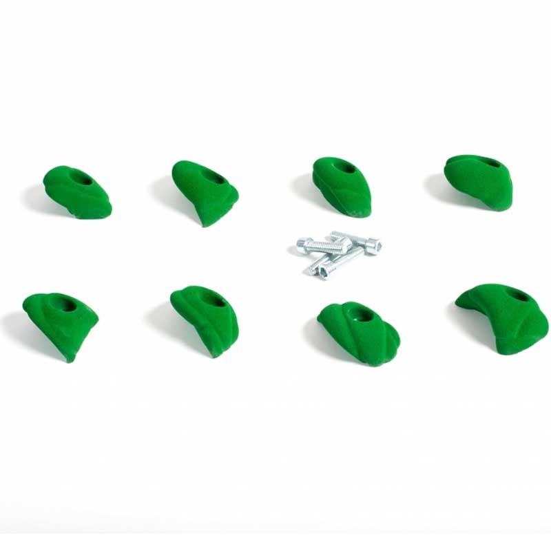 Lines Mini Jugs 1, 10 petits bacs taille M Expression Les Arts de la Grimpe
