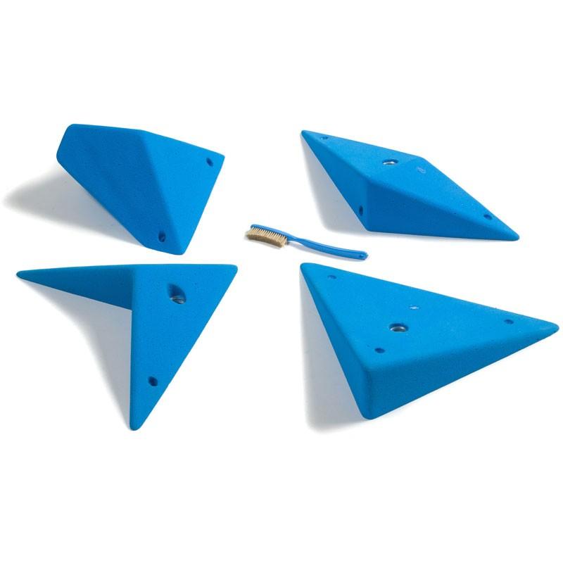 Prises escalade angulaires | Artline Pro Line Geometrics 3 Les Arts de la Grimpe
