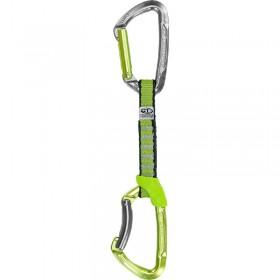 dégaine escalade Lime Couleur de Climbing Technology