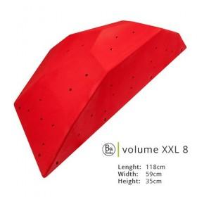 Volume Barocka, extra large. Grip super, presenter rouge, existe en plusieurs couleurs.  Rapport qualité prix incroyable