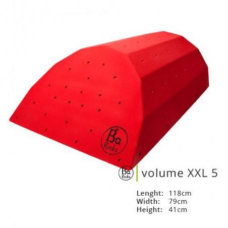 Volume en bois escalade indoor.  Presenter en rouge, 8 couleurs disponible.  Qualité prix meilleur sur le marcher
