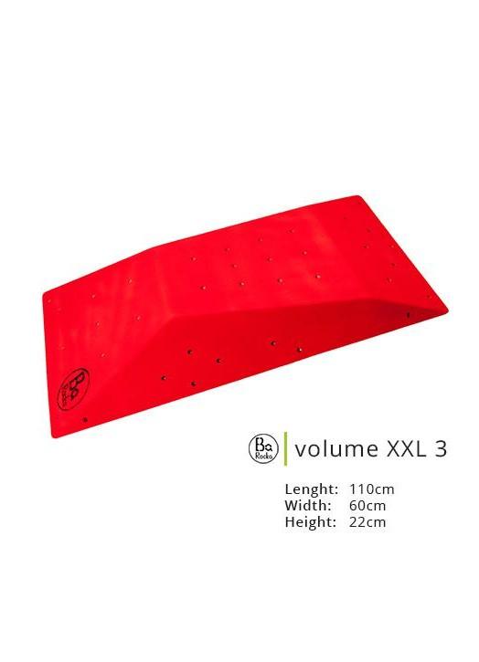 Un panneau d'escalade rectangulaire Barocka.  Design speciale indoor.  Flexible, avec ou sans prises.  Existe en 8 couleurs