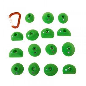 15 prises rondes et en boules