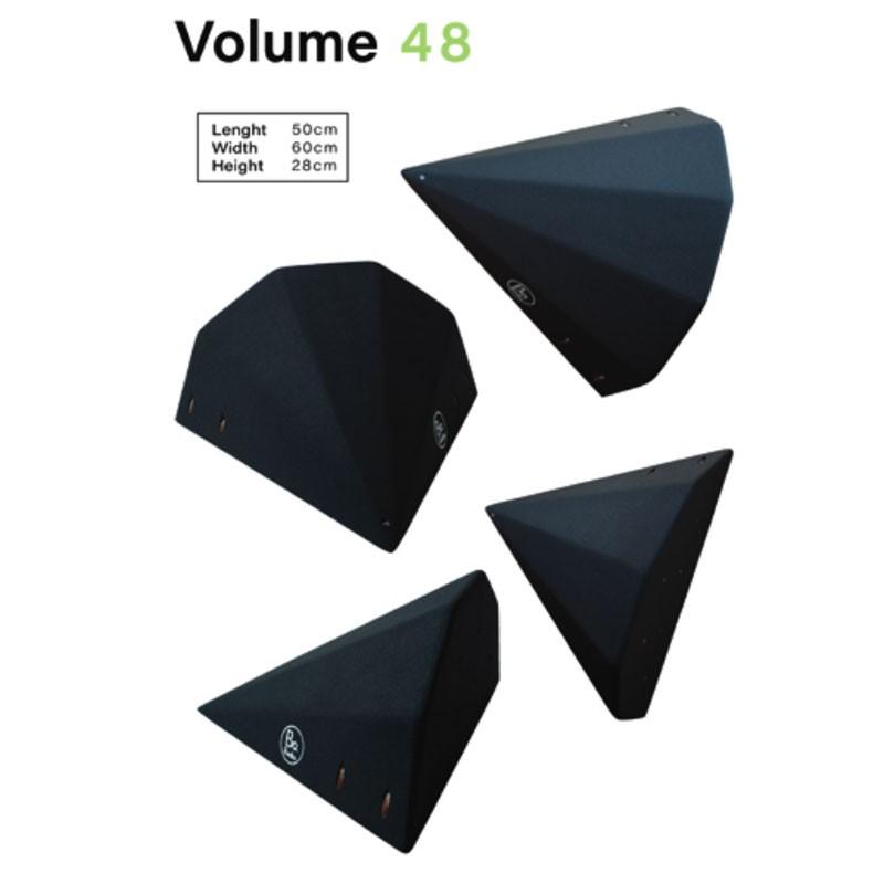 volume escalade cone
