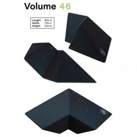 volume bois angulaire