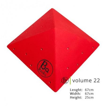 Volume 22 de chez Barocka.  Très belle grain, resistant