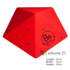 Volume 21 de chez Barocka.  Très belle grain, resistant