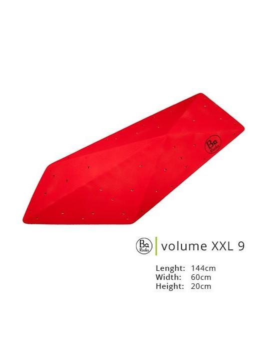 Volume BaRocka taille Extra-large de 144cm x 60cm x 20cm