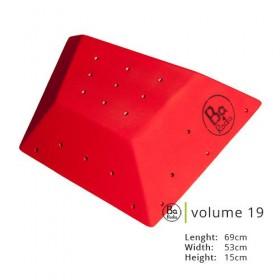 Volume 19 de chez Barocka.  Très belle grain, resistant;  Presenter en rouge, existe en huit couleurs standard
