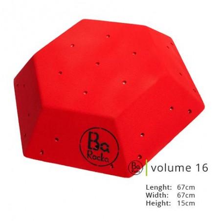 Volume 16 de chez Barocka.  Très belle qualité de grain,   Existe en huit couleurs parfait pour indoor