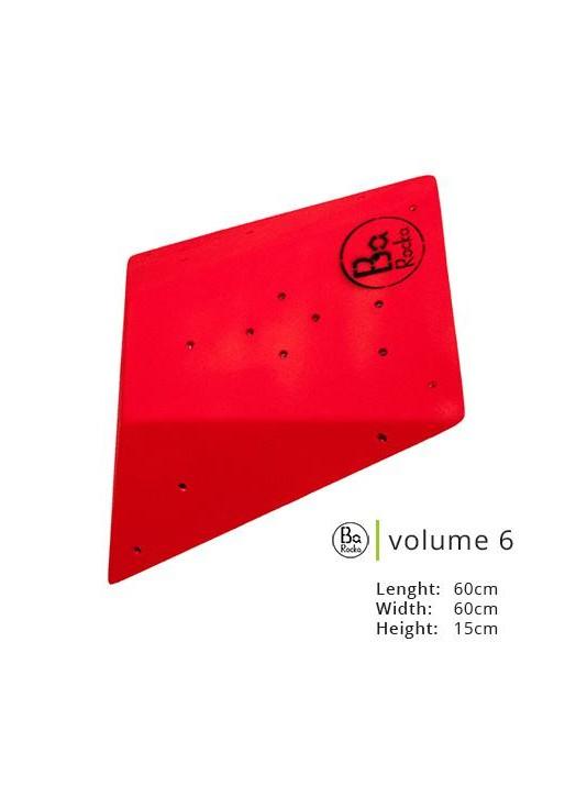 Volume 6, forme trapeze de chez Barocka.