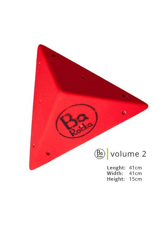 VOLUME 2 - Volume pyramidal - Barocka Les Arts de la Grimpe