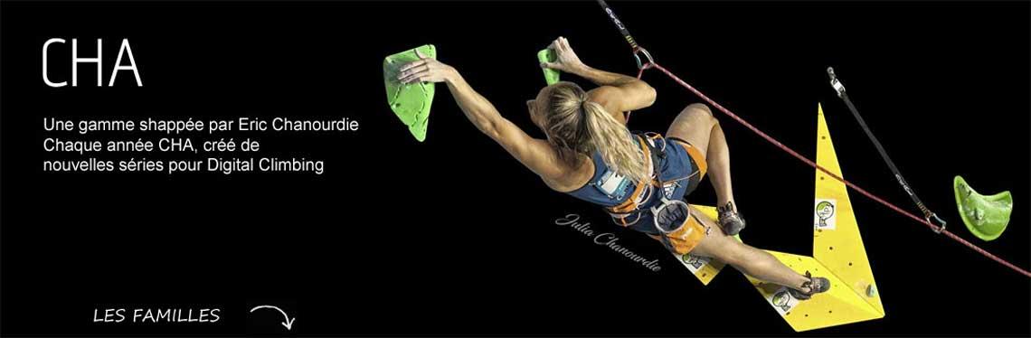 gamme prises escalade cha digital climbing