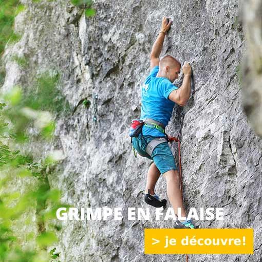 Matériel D'escalade spécial falaise