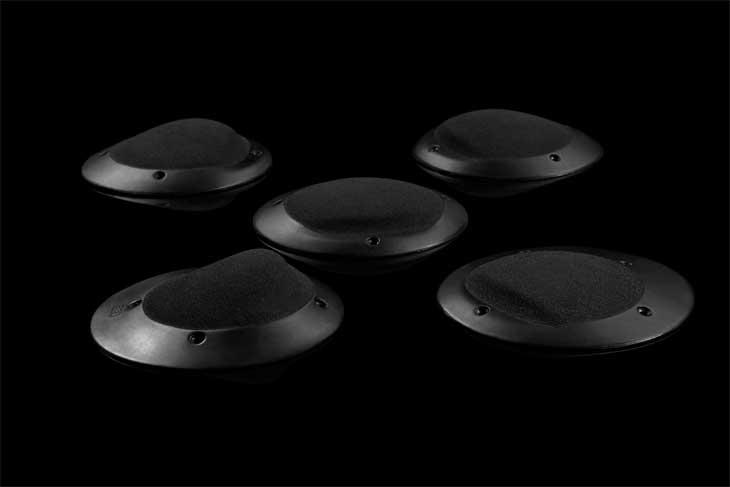 Nisyros Plates Large Screw-on